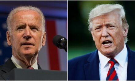 Biden declares 'we're gonna win'; Trump tweets 'they're trying to steal election'