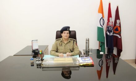 Shashi Thakur: A mother cop with courage of steel
