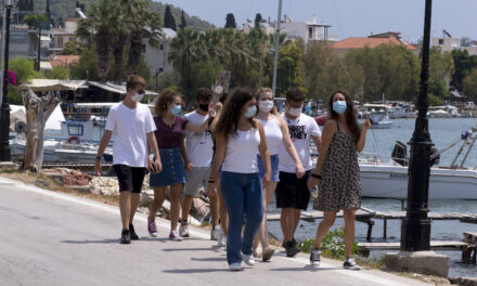 Greece to impose nationwide curfew as daily Covid-19 deaths rise