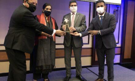 Haryana Ratna Award given to Ambala man by NRIs in Canada