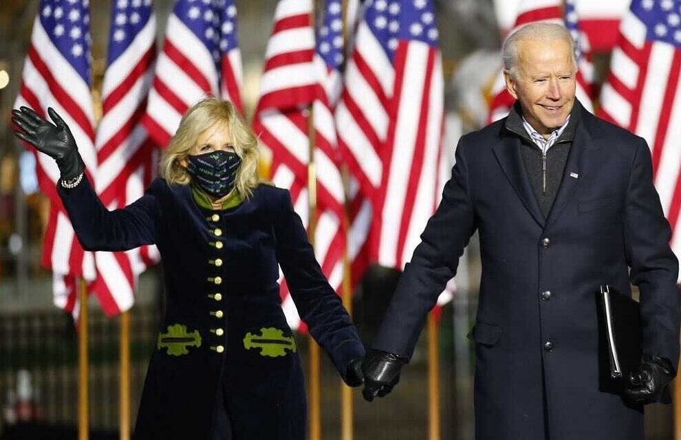 Biden within striking distance of 270 with wins in Wisconsin, Michigan