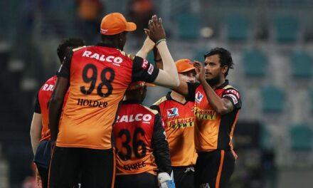 SRH beat RCB in low-scoring Eliminator