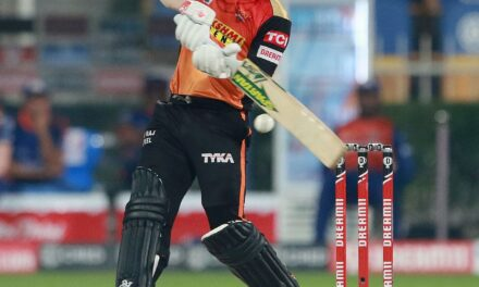 SRH storm into playoffs with 10-wkt win over MI