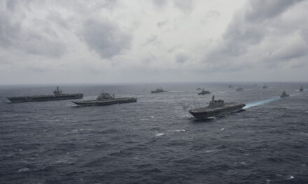 Malabar manthan: Naval churning embraces Australia in the Indo-Pacific