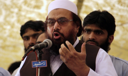 Hafiz Saeed jailed for over 15 yrs in another case