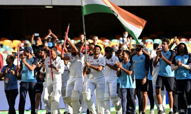 India conquer Gabba fortress, clinch Border-Gavaskar Trophy