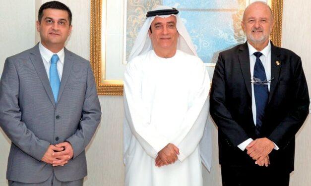 IFIICC eyes strengthening business ties with India, UAE, Israel
