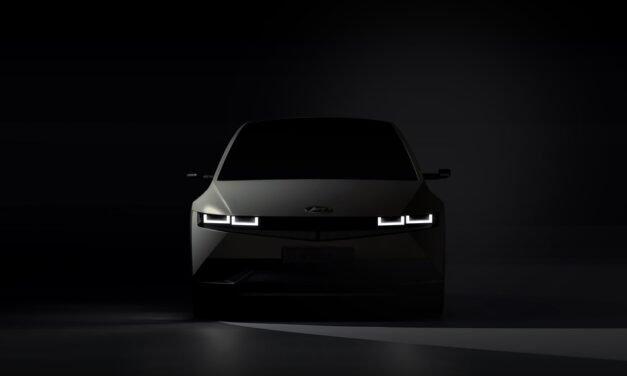 Hyundai teases 1st all electric car IONIQ 5, arrives in Feb