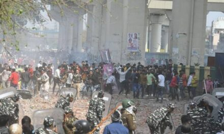 22 FIRs filed in Delhi tractor rally violence; 300 cops injured