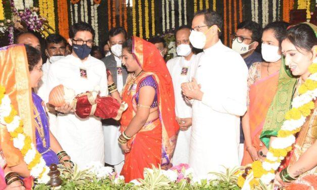 Maha celebrates 391st birth anniversary of Chhatrapati Shivaji Maharaj