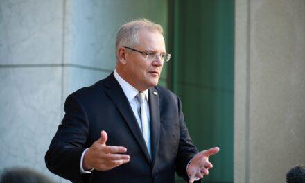 Qantas resuming India flights – PM Scott Morrison briefs the media