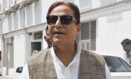 Azam Khan's 'Loktantra Senani' pension stopped