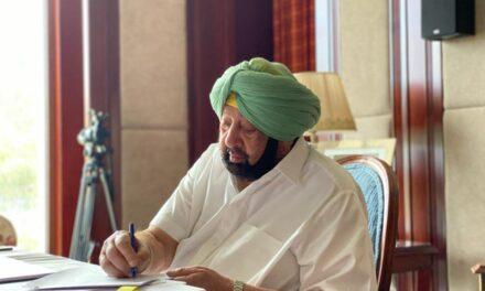 70 'missing' persons found in Delhi jails: Punjab CM