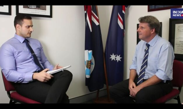 Dr Christian Rowan MP on COVID vaccine roll out, education in AU, multiculturalism