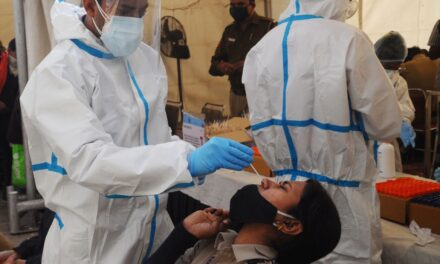 Covid surge: India reports 13,742 cases, 104 deaths