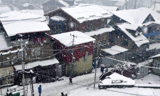 Dry spell expected in J&K, Ladakh for next 10 days