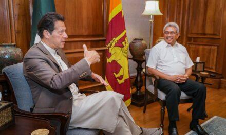 Lanka, Pak agree to strengthen cooperation in various areas
