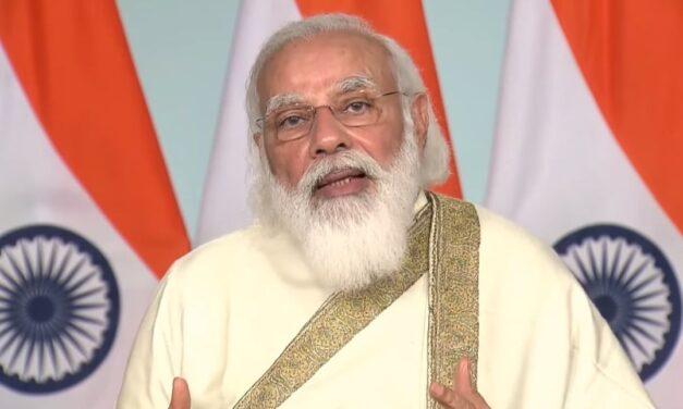 Govt ensuring oxygen for the needy: Modi