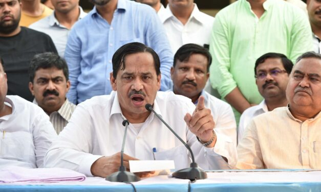 Naseemuddin Siddiqui to head UP Cong media department