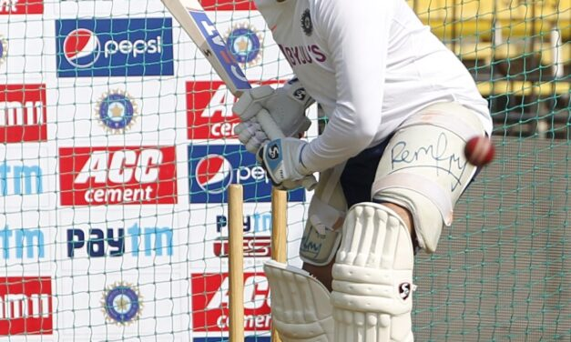Rohit Sharma scores first Test ton in over a year