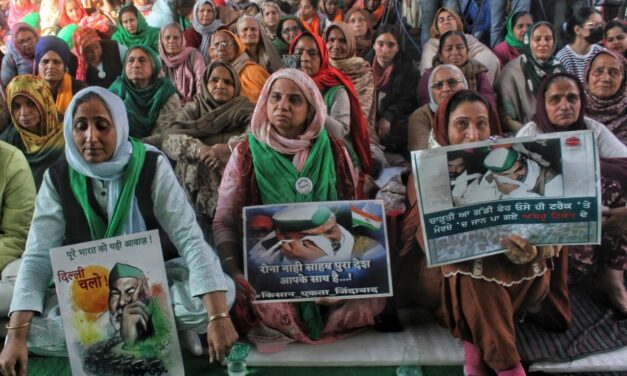 Not just youth, farmers above 80 present at protest site