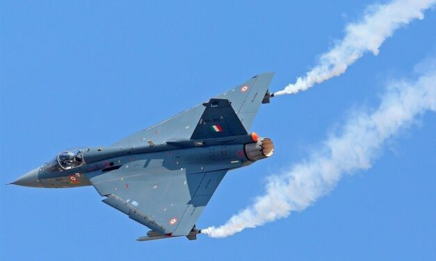 Many countries interested in indigenous fighter Tejas: Rajnath