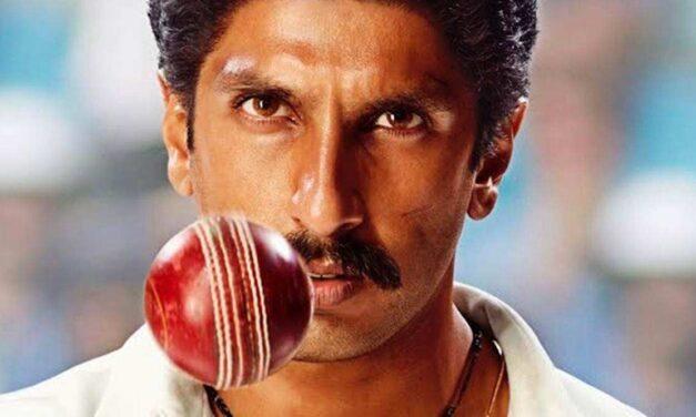 Ranveer Singh-starrer '83' to hit theatres on June 4