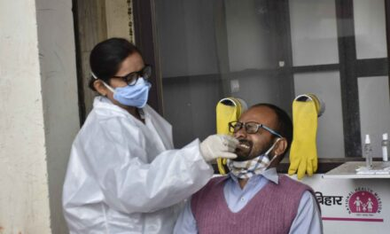 India reports 11,610 new cases and 100 deaths