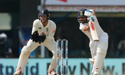 2nd Test: Kohli, Ashwin stretch India's lead past 350