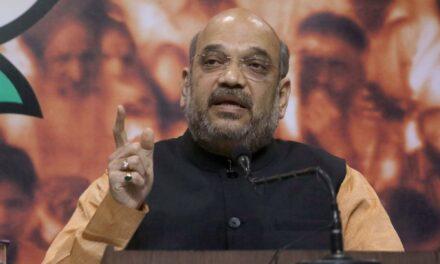 Shah to launch door-to-door campaign in TN on Sunday