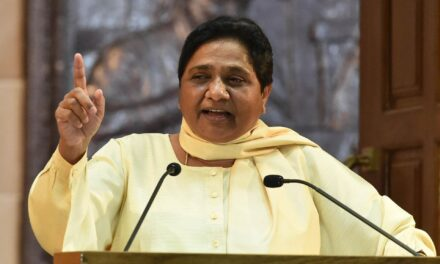 BSP to go solo in 2022 UP polls, says Mayawati