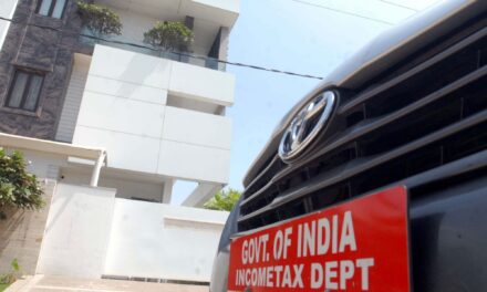 I-T Dept conducts searches on premises of Haryana-based group