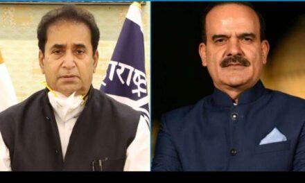 Letter Bomb: NCP accuses ex-Mumbai top cop of 'lying'