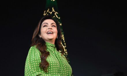 Reliance will bear full cost of vax for employees & families: Nita Ambani
