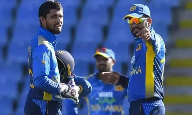 SL fined for slow over rate in 3rd ODI vs WI