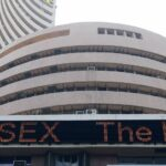 Sensex tanks 1,400 points amid surging Covid cases
