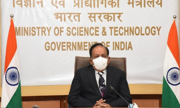 Harsh Vardhan assures Mamata of all help to fight Covid
