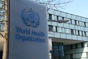 World Health Organization (WHO) in Geneva
