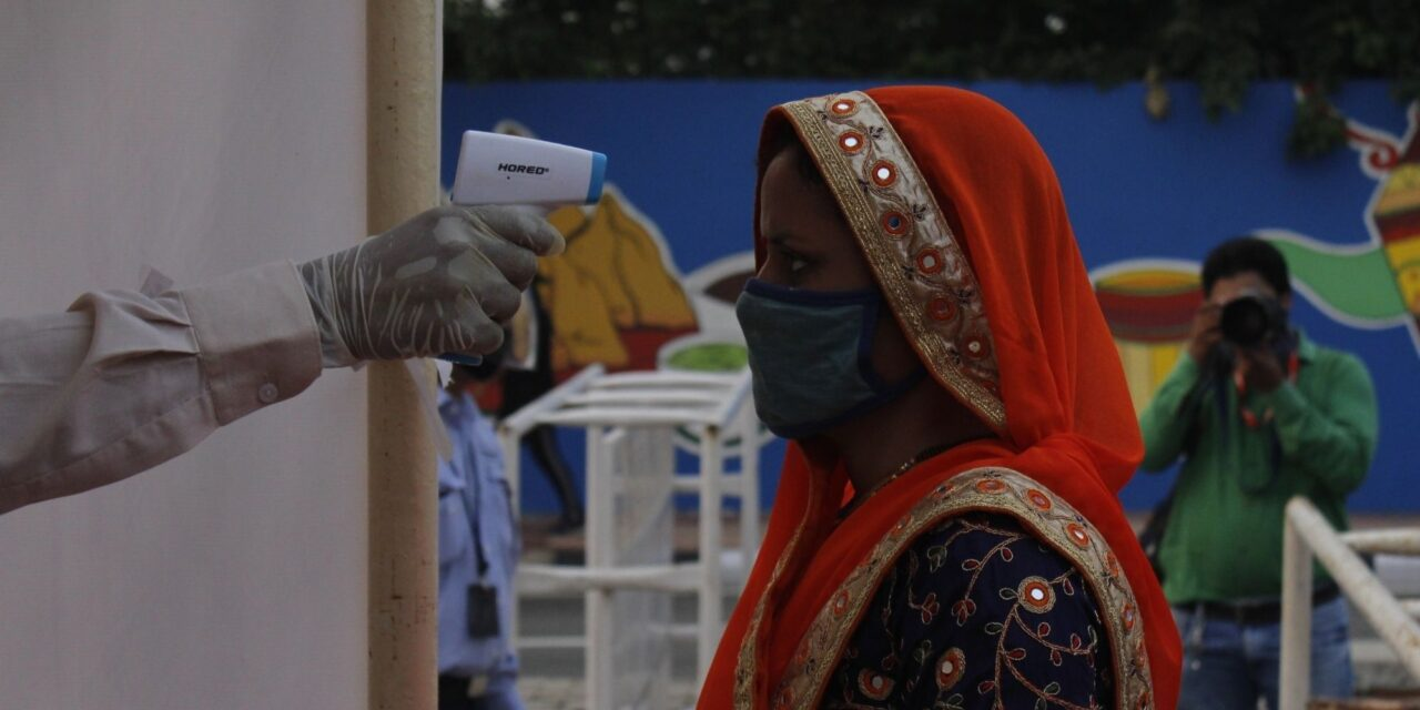 India reports 3.68L new Covid cases, 3,417 deaths in 24 hrs