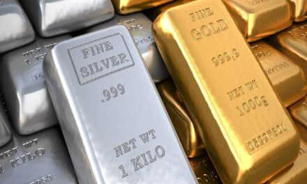 Gold drops below Rs 45K/10g, silver futures plunge