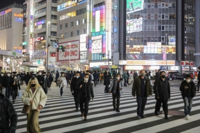 Japan's Osaka to request new emergency declaration