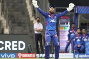 Delhi Capitals bowler skipper Rishabh Pant