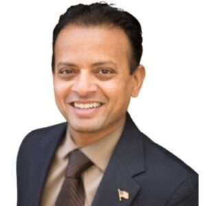 Indian-American tech executive Rishi Kumar to make second Congressional run in 2022