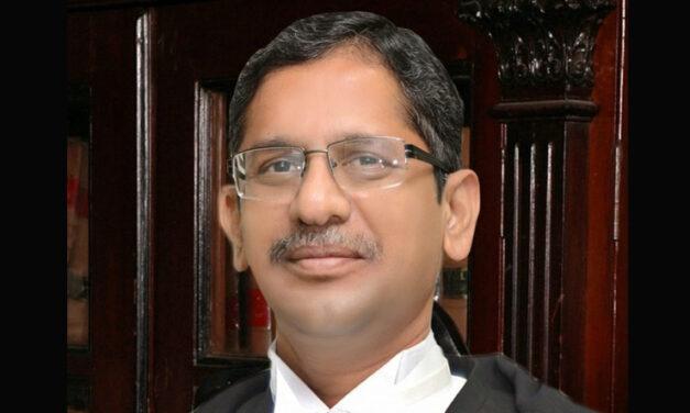 President appoints Justice N.V. Ramana as next CJI