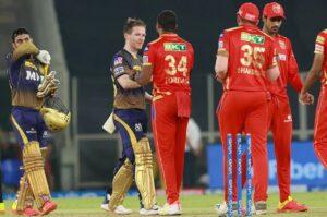 KKR beat Punjab Kings by 5 wickets