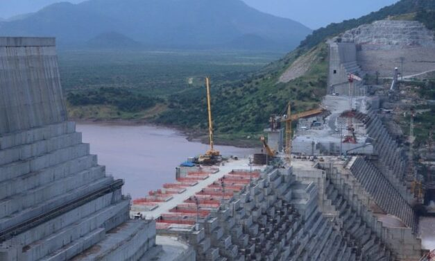 Sudan warns of danger of Ethiopia's 2nd filling of Nile dam