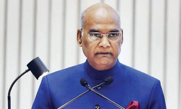 President Kovind's health improves, shifted from ICU