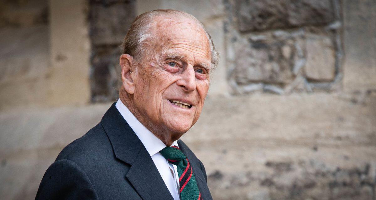 Queen Elizabeth II's consort, Prince Philip passes away
