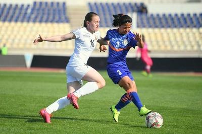 India women lose to Belarus 1-2 in friendly