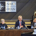Russia warns against Ukraine's NATO membership